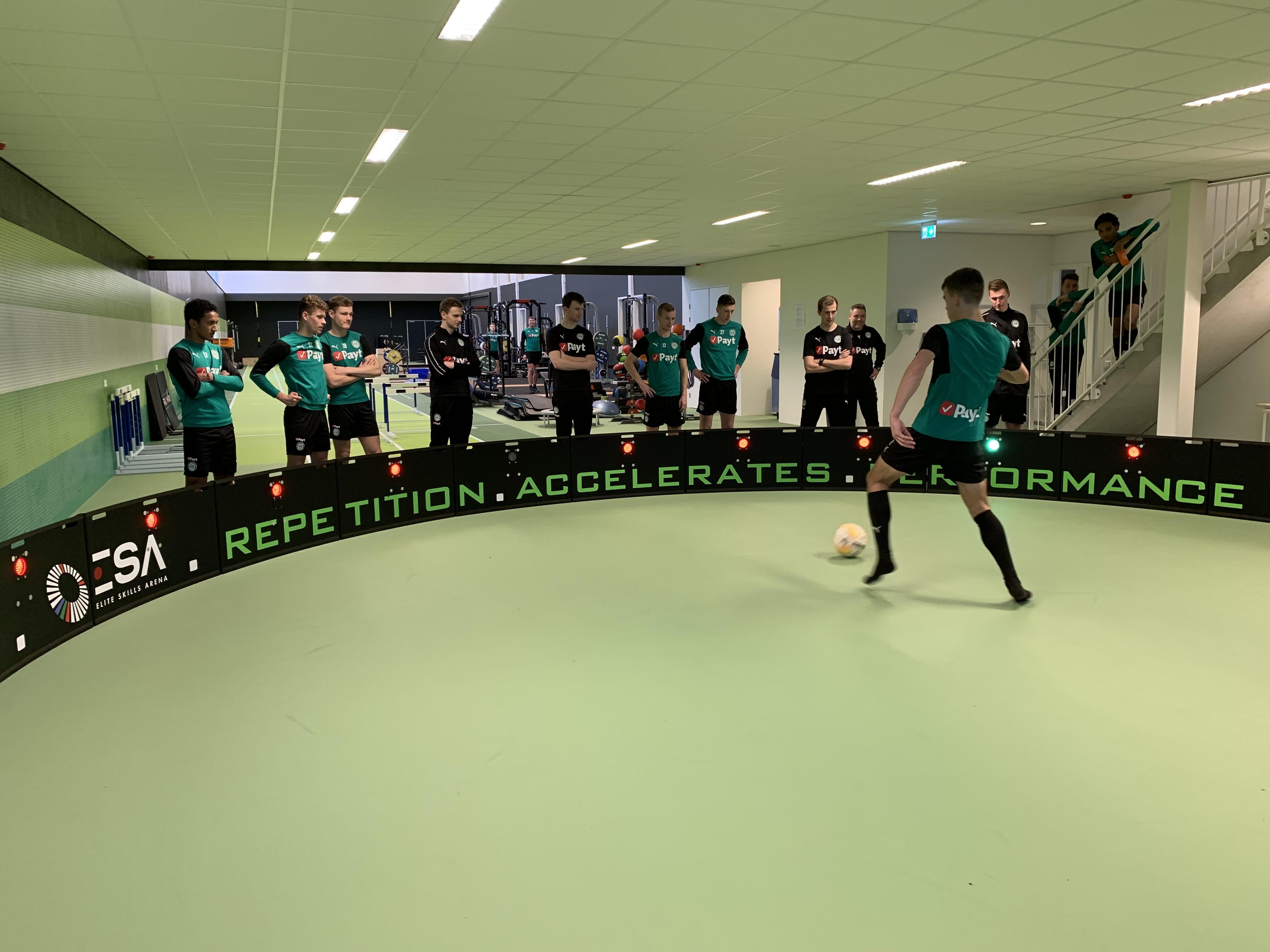 Elite Skills Arena ICON