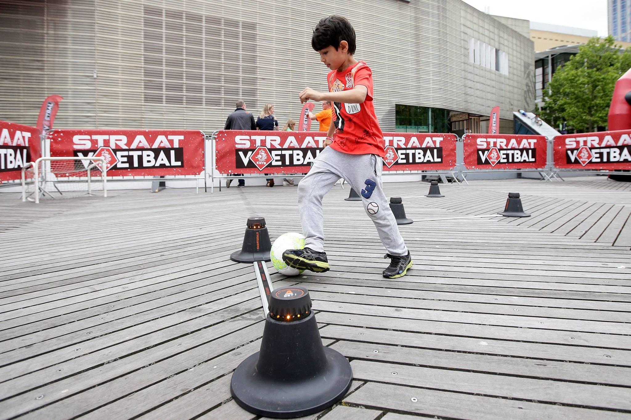 smartgoals:knvb straatvoetbal