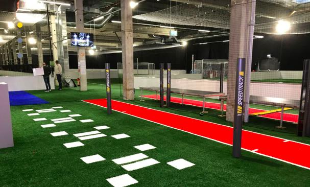 Sports Innovation Partner DMS system